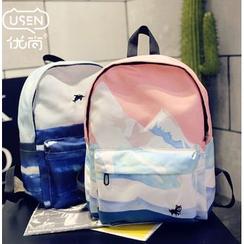 Youshine - Print Lightweight Backpack