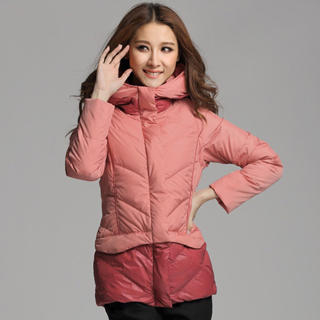 O.SA - Multi-Way Down-Padded Coat