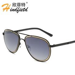 Koon - Metal Frame Aviator Sunglasses