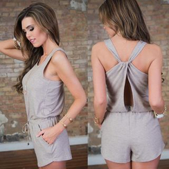 Chika - Cutout Playsuit