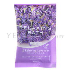 Kracie - Aroma Resort Relaxing Bath Salt (Relaxing Lavender)