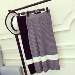RUI - Midi Knit Skirt