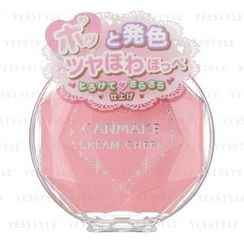 Canmake - Cream Cheek (#08 Marshmallow Pink)