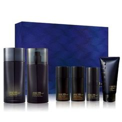 su:m37 - Dear Homme Perfect Set: Toner 130ml + 25ml + Emulsion 110ml + 25ml + All-In-One Serum 5ml + Cleansing Foam 40ml