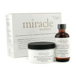 Philosophy - Miracle Worker: Solution 60ml/2oz + Pads 60pads