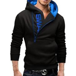 Sheck - Long-Sleeve Hooded Top
