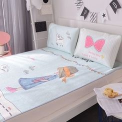 Miss Jane - Bedding Set: Mattress Protector + Pillowcase