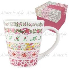 Aimez le style - Aimez le style Mug Flower