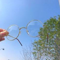 子俊 - 圆形眼镜