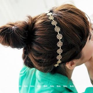 BAIMOMO - Rosette Hair Band