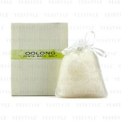 Zents - Oolong Bath Salt Detoxifying Soak