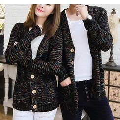 Bay Go Mall - Couple Matching Cardigan