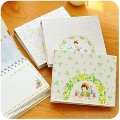 Momoi - Cartoon Print Planner (M)