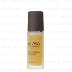 AHAVA - Time To Revitalize Extreme Night Treatment