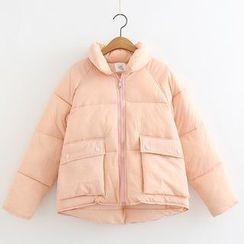 MAOMAO - Zip Padded Jacket