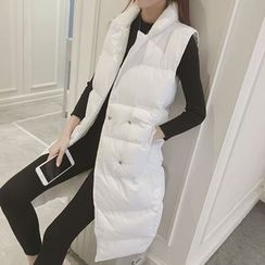 Dream Girl - Long Padded Vest