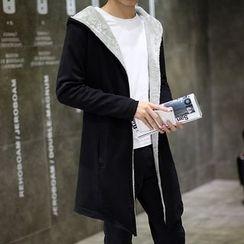 Better Man - Hooded Long Coat