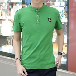 T for TOP - Short-Sleeve Polo Shirt
