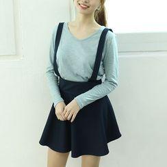 Dodostyle - A-Line Jumper Skirt