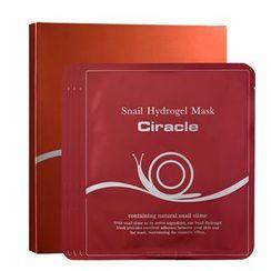 Ciracle - Repairing Snail Hydrogel Mask 4pcs