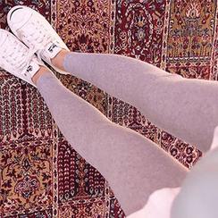 chuu - Plain Leggings