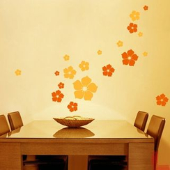 StickIt - Flower Wall Sticker