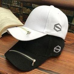 Hats 'n' Tales - Zip Corduroy Baseball Cap