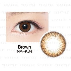 GEO - Coco 2 Weeks Lens NA-K34 (Brown)