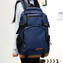 Bag Hub - Canvas Backpack