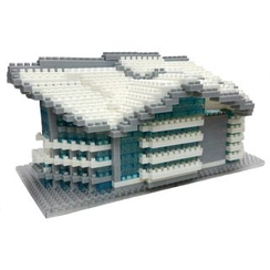 M.H. Blocks - Hong Kong Conversion and Exhibition Centre Toy Building Blocks