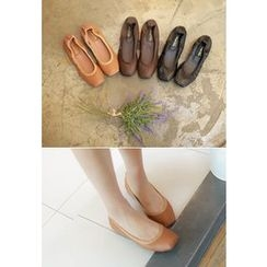 MyFiona - Hidden-Heel Ballet Flats