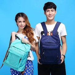 Mr.ace Homme - Canvas Couple Backpack