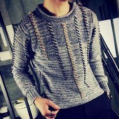Breeson - Stitch Detailed Sweater