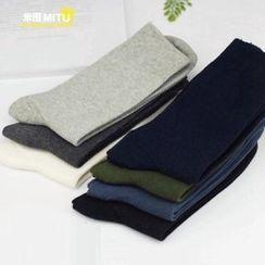 MITU - 棉布襪子