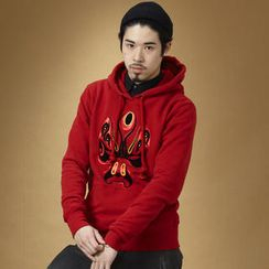 Bolt Concepts - Chinese Opera Mask Pullover
