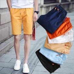 JVR - 纯色短裤