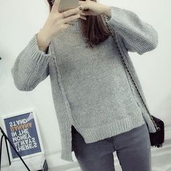 lilygirl - Plain Sweater