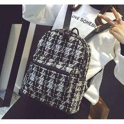 Youshine - Plaid Backpack