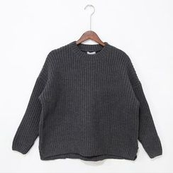 Mr. Cai - Round-Neck Sweater