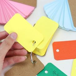 Homey House - Ring Memo Pad