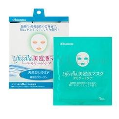 Hisamitsu - Lifecella Ceramide Mask