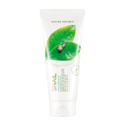 Nature Republic - Fresh Herb Snail Cleansing Foam 170ml