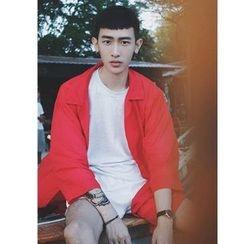 Mr. Cai - Zip Light Jacket