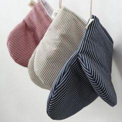 iswas - 條紋手套