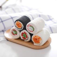 Home Simply - Sushi-Printed Dish Cloth