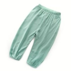 lalalove - Kids Band Waist Pants
