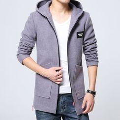 Elkelake - Hooded Zip Jacket