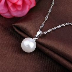 DIJING - Pearl Pendant Necklace