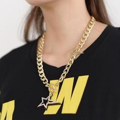 SO Central - Star Chain Necklace