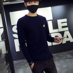 AOBIN - 純色毛衣